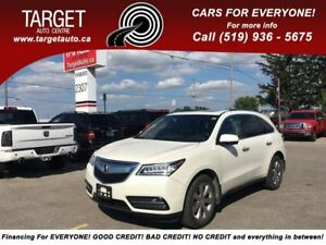 2014 Acura MDX Elite Pkg, Mint condition, Must See !!!