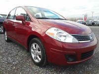 2008 NISSAN VERSA SL/Cruise/Gr.Elect/CD/Mp3/Ac/Mags