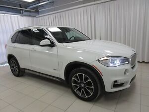 2018 BMW X5 FEAST YOUR EYES ON THIS BEAUTY!! 35i x-DRIVE AWD L
