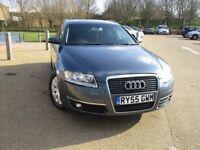 Audi A6 Avant 2.0 TDI SE 5dr FSH+JUST SERVICED+2 F/K+MOT