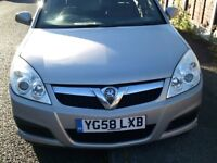 MUST SELL vectra, 6 months mot. air con, cruise control, drives excellent