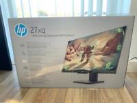 HP 27xq Gaming monitor (140HZ, 1ms)