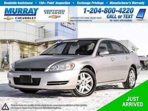 2008 Chevrolet Impala LT *Sunroof, OnStar, Remote Start*