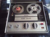 Reel to Reel tape recorder,