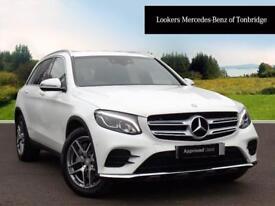 Mercedes-Benz GLC Class GLC 220 D 4MATIC AMG LINE (white) 2016-05-31