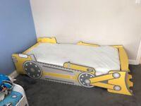 Digger bed