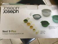 Joseph Joseph Nest 9 Plus ‑ Opal