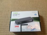 ** AS NEW **Goodmans Low Energy Digital Set Top Box in original packaging