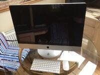 Apple iMac 27 i7 mid-2010, 27-inch, 2.9 GHz i7, 4 GB SSD, 2TB HDD, 4GB (Exp 16GB) RAM, 2GB vid