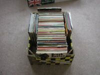 "A COLLECTION OF APPROX 180 X 7"" JAZZ EP's"