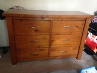 Chest of drawers in great condition