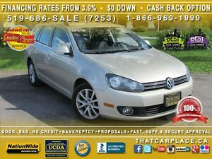 2013 Volkswagen Golf TDI-$65/wkly-Heated Seats-Manual-Diesel