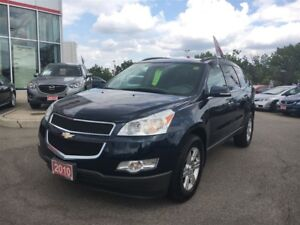 2010 Chevrolet Traverse LT l WELL-MAINTAINED l ONE OWNER l NO AC