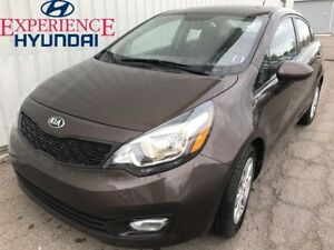 2013 Kia Rio SX LOADED SX EDITION WITH FACTORY WARRANTY! FUEL S