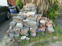 Concrete block/building bricks