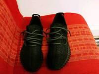 Adidas Yeezy Boost 350 Pirate Black - UK 7.5