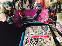 Monster High Secret Diary set