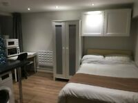 self-contained studio flat to let @ E10 7DY all bills inclusive Leyton/Walthamstow available now !!