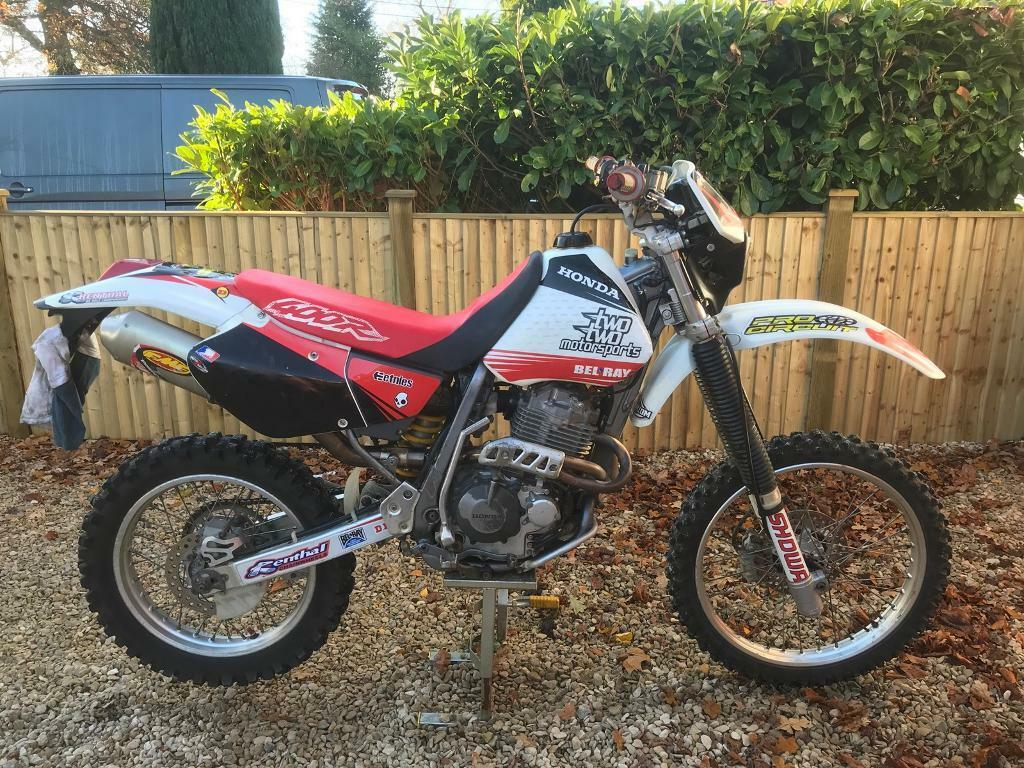 honda xr 400 1996 px swap in reading berkshire gumtree. Black Bedroom Furniture Sets. Home Design Ideas