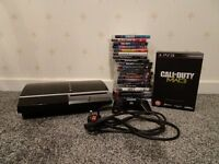 Black PlayStation 3