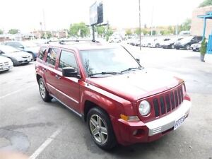 2008 Jeep Patriot Limited | NO ACCIDENTS | REMOTE STARTER | FULL