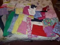 Bundle of girls clothes 5-6 years (39 items)