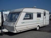 1998 swift abbey 416 gts vogue 4 berth lightweight end wc CAN DELIVER choice of 2 viewing welcome