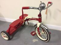 "Kids Radio Flyer 12"" Classic Tricycle"