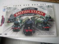 British Steam Collection, Castle & Manor, Taw Valley, Flying Scotsman Black Five