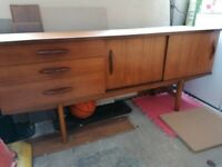 Retro Avalon teak sideboard