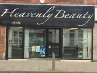 Busy Sunbed/Beauty salon for sale