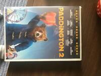 Brand new Paddington 2 dvd