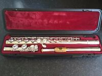 Yamaha 211SII Flute - Engraved Headjoint