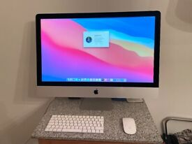 "CAN DELIVER,NO MARKS OR SCRATCHES IMAC 27"" 5K RETINA LATE 2015 16GB RAM, 1 TB STORAGE, 3.2GHZ I5,"