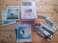 FOR FREE: Wavelength Magazine, 26 issues 2011 to 2015