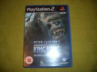 King Kong Playstation 2 Game