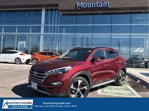 2017 Hyundai Tucson 1.6T SE | AWD | LEATHER | BLIND SPOT DETECTI