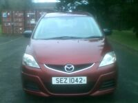 **EXCELLENT 7 SEATER 2008 MAZDA 5 TS 2.0 DIESEL**6 SPEED**MOT JULY**VAUXHALL,VW,FORD,RENAULT,KIA