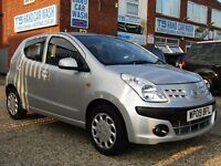 Nissan Pixo 1.0 Acenta 5dr 1 LADY OWNER FROM NEW