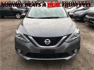 2016 Nissan Sentra 1.8 SR **NAV**ROOF**LEATHER**LOW KMS**