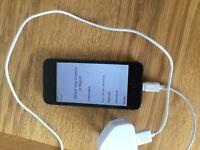 iPhone 5 64gb unlocked dark grey