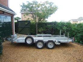 Phoenix Car trailer with Motor Mover