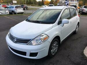 2011 Nissan Versa 1.8S/AIR CLIM/AUTOMATIQUE