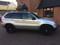 BMW X5 lpg