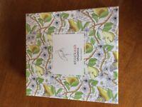 NEW Storksak Organics Baby Spa gift box
