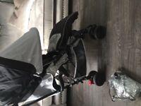 Silvercross pop Pram/stroller