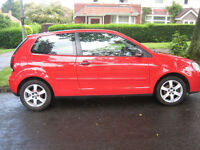 2006 VW POLO 1.4 TDI SPORT