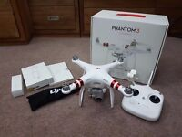 DJI Phantom 3 Standard - Excellent Condition - With Official DJI Bag