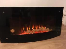Carolina wall hung fire heater