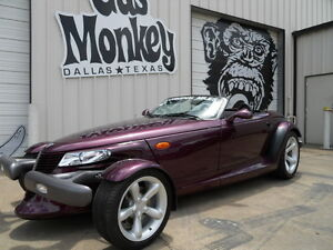 1999-Plypouth-Prowler-Purple-Time-Capsule-10-miles-offered-by-Gas-Monkey-Garage